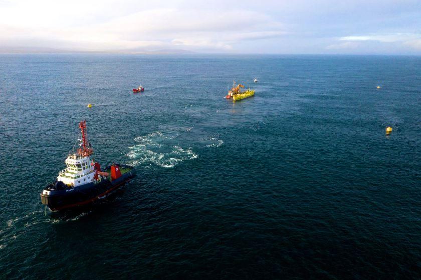 El potencial de la energía mareomotriz en el Estrecho de Gibraltar permitiría apagar todas las nucleares de España