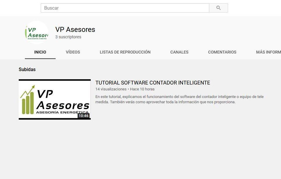 Ya tenemos canal en YouTube