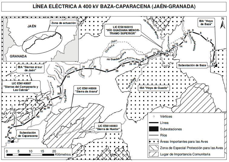 Un paso más para hacer realidad la autopista eléctrica de Andalucía oriental