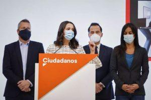 Ciudadanos pide al Gobierno que no se penalicen los cambios de potencia eléctrica por empresas durante el estado de alarma