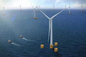 El Gobierno sacará a concurso los espacios marinos para desarrollar la eólica flotante en España